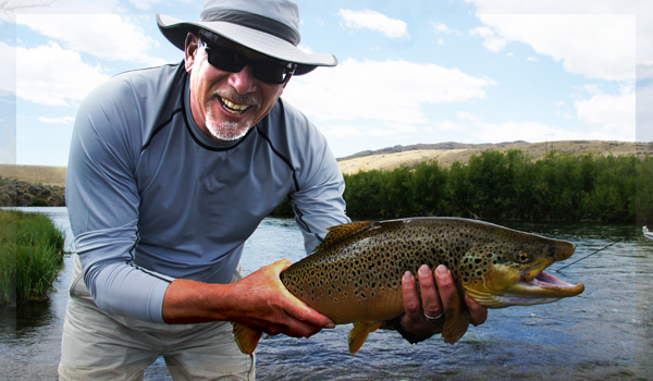 Brown Trout on the Beaverhead River