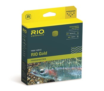 Rio Gold freshwater floating Fly Line