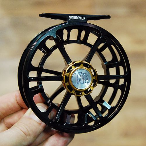 new Ross Evolution LTX Fly Reel