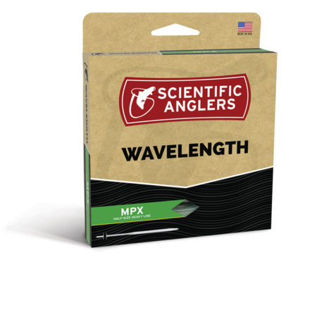 SA Wavelenght MPX Fly line