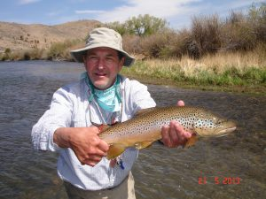 Fly Fishing Guide Service 1