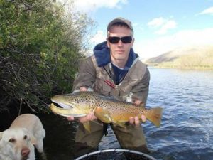 Fly Fishing Guide Service picture with Stephen Knight