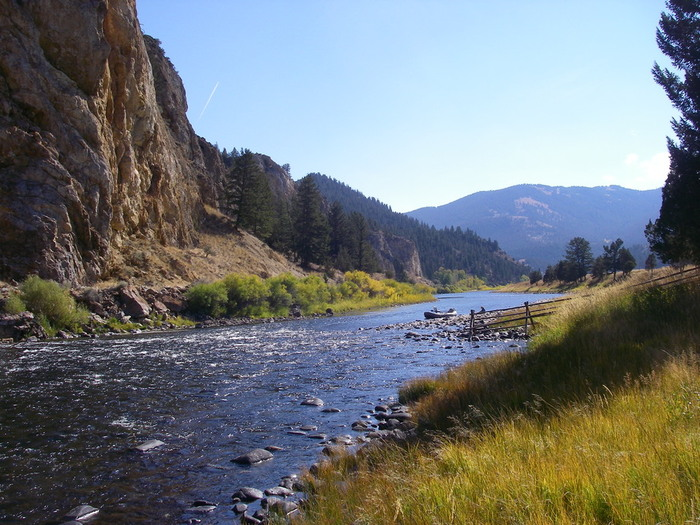 Big Hole River Fly Fishing Guide S Favorite Wild Trout