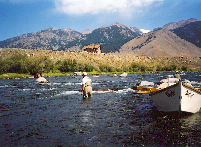 madison river backcountry angler